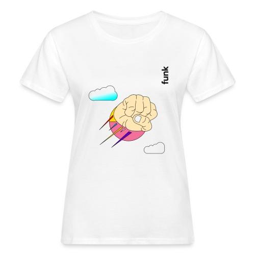 WTFunk - LIMITED EDITION - Fist - - Frauen Bio-T-Shirt