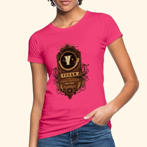 Vegan Festival - Women's Organic T-Shirt