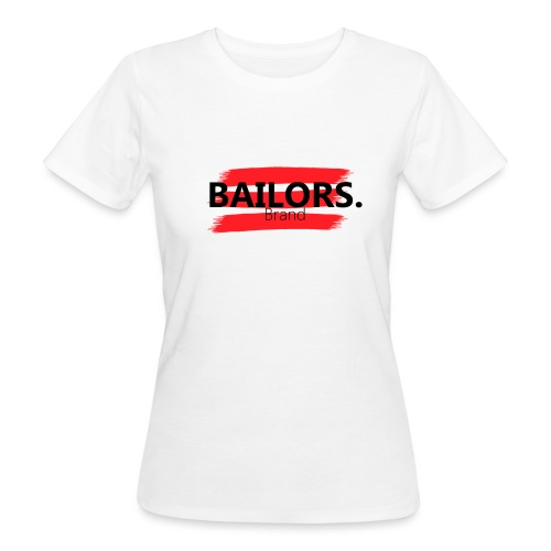 Bailors Brand painted - Vrouwen Bio-T-shirt