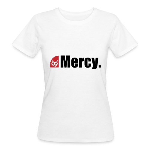 Mercy. - Frauen Bio-T-Shirt