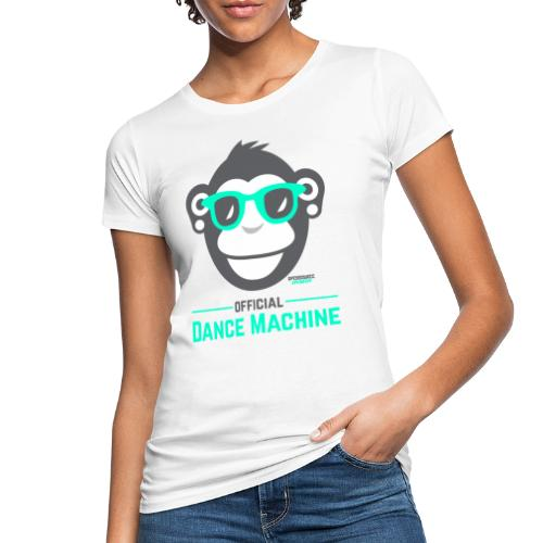 Official Dance Machine - Frauen Bio-T-Shirt