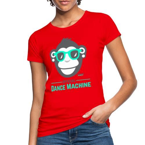 Official Dance Machine - Frauen Bio-T-Shirt