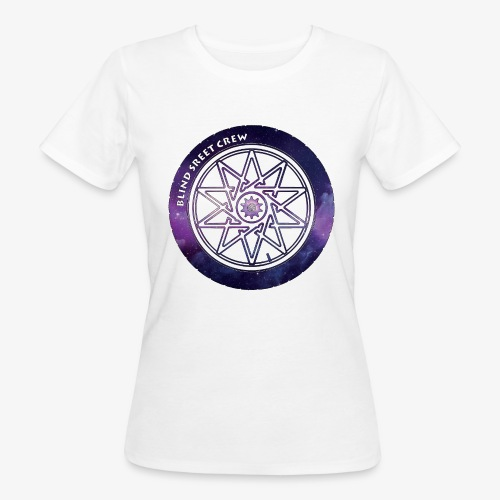 BSC B-Sign Galaxy - T-shirt ecologica da donna