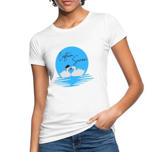 Captain Swan - T-shirt bio Femme