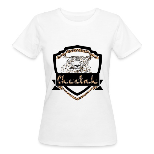 Cheetah Shield - Women's Organic T-Shirt