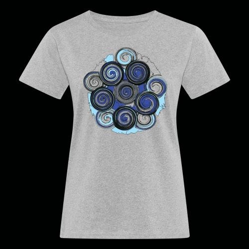 SPIRALE - Frauen Bio-T-Shirt