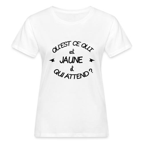Edition Limitée Jonathan - T-shirt bio Femme