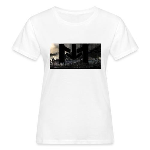 Mousta Zombie - T-shirt bio Femme