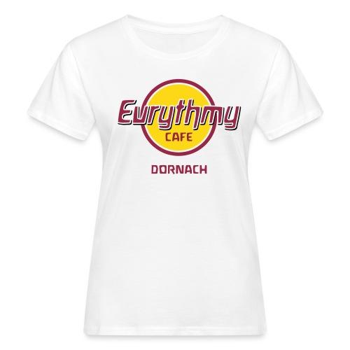Eurythmy Cafe Dornach mehrfarbig - Frauen Bio-T-Shirt