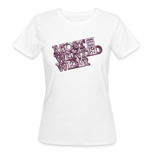 most wanted floral1 - Women's Organic T-Shirt