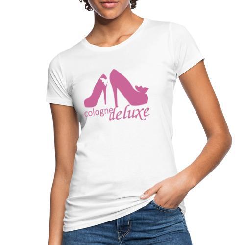 Cologne Deluxe High Heels - Frauen Bio-T-Shirt