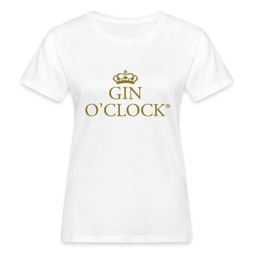 Gin O'Clock - Women's Organic T-Shirt