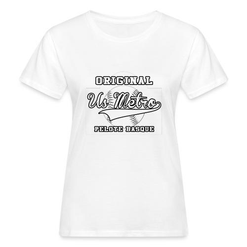 origiinalUSMETRO2 png - T-shirt bio Femme