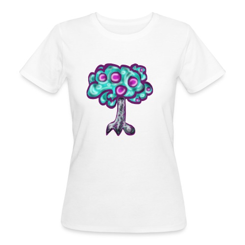 Neon Tree - Women's Organic T-Shirt