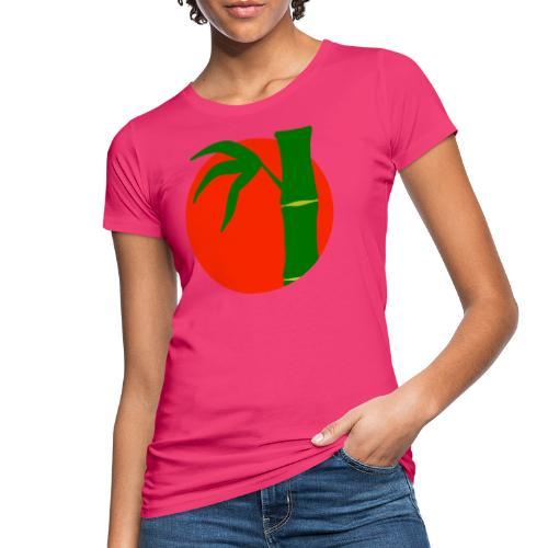 BAMBOU - T-shirt bio Femme