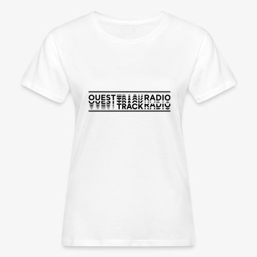 Logo Long noir - T-shirt bio Femme
