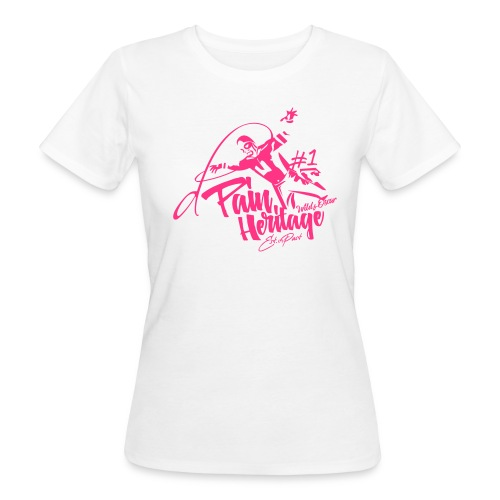 PAIN HERITAGE - Women's Organic T-Shirt