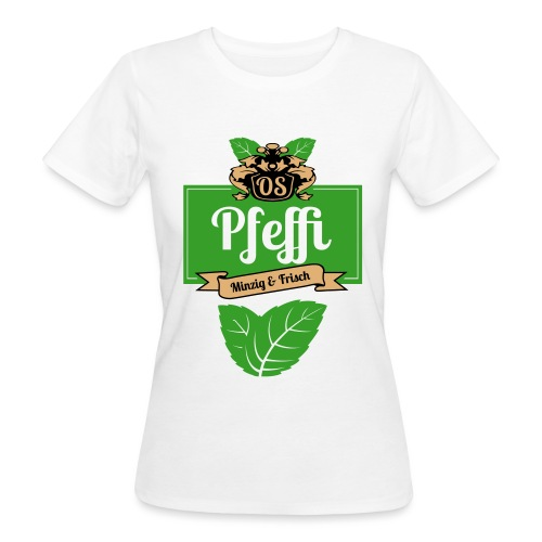 Pfeffi T-Shirt Men - Frauen Bio-T-Shirt