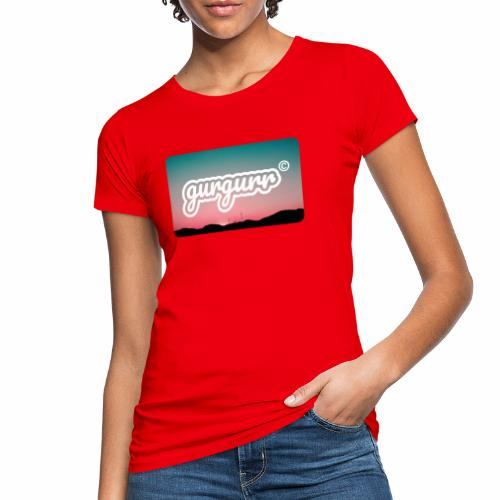 Kitschy Pigeon - Frauen Bio-T-Shirt