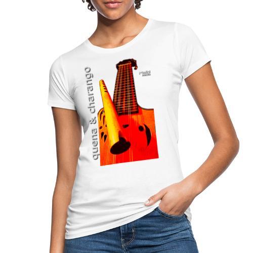 Quena & Charango I bis - Women's Organic T-Shirt