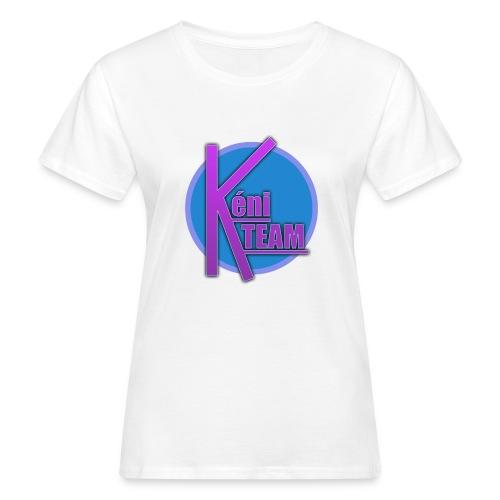 LOGO TEAM - T-shirt bio Femme