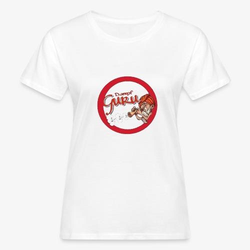 Dampf Guru Logo - Frauen Bio-T-Shirt