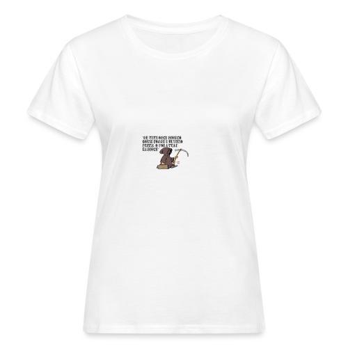 Comicità - T-shirt ecologica da donna