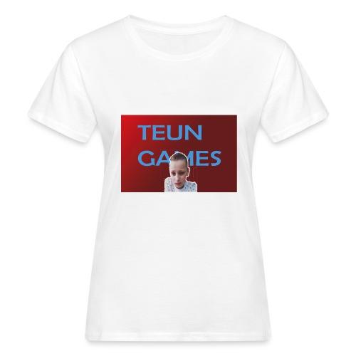 TeunGames foto - Vrouwen Bio-T-shirt