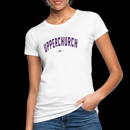 UPPERCHURCH - Vrouwen Bio-T-shirt