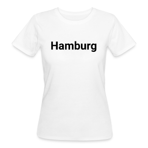 Hamburg - Frauen Bio-T-Shirt