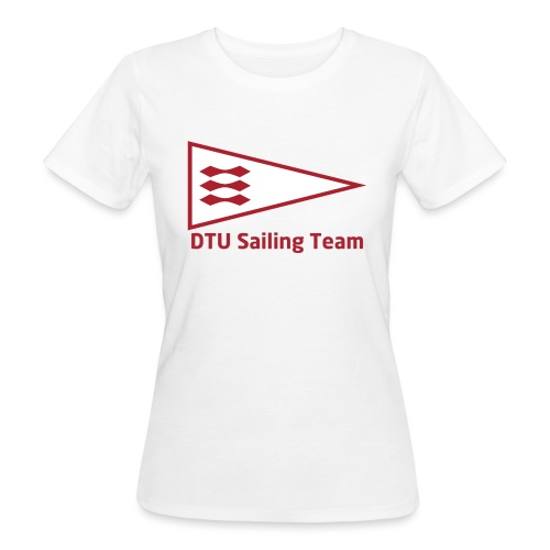 DTU Sailing Team Official Workout Weare - Women's Organic T-Shirt