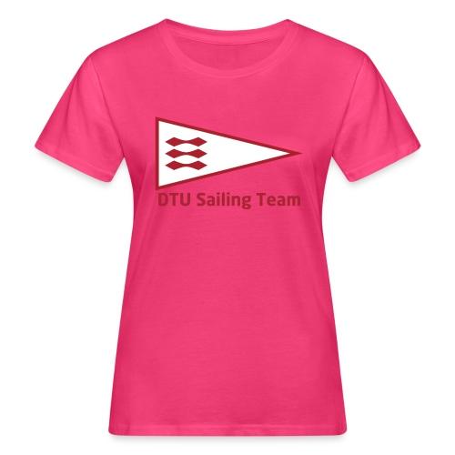 DTU Sailing Team Official Workout Weare - Women's Organic T-Shirt