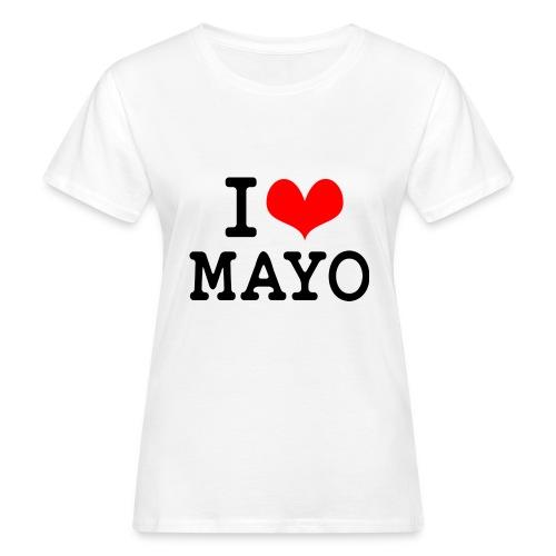 I Love Mayo - Women's Organic T-Shirt