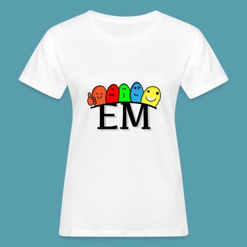 EM - Naisten luonnonmukainen t-paita