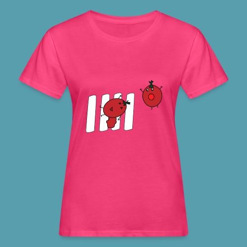 tomaatit - Naisten luonnonmukainen t-paita