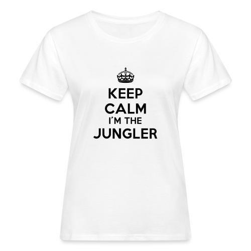 Keep calm I'm the Jungler - T-shirt bio Femme