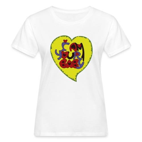chica de tu corazón, tu chica, your baby - Camiseta ecológica mujer