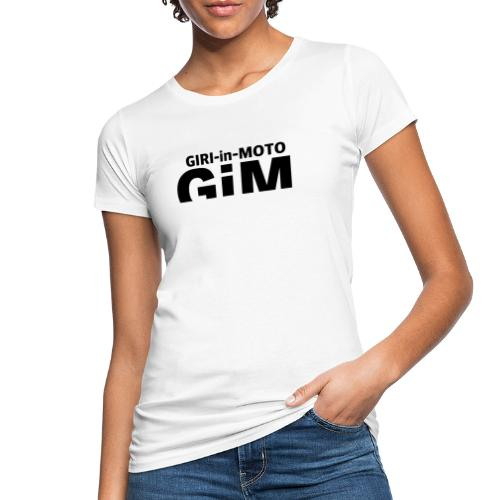 GiM nero - T-shirt ecologica da donna