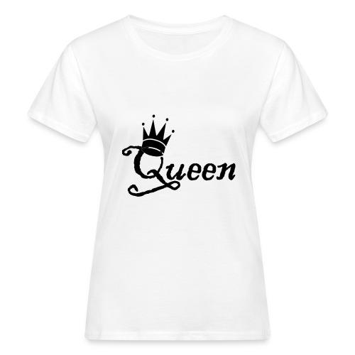 Queen (Parejas l) - Camiseta ecológica mujer