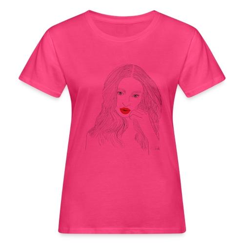 emily - T-shirt ecologica da donna
