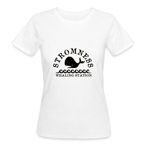 Sromness Whaling Station - Women's Organic T-Shirt