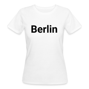 Berlin - Frauen Bio-T-Shirt