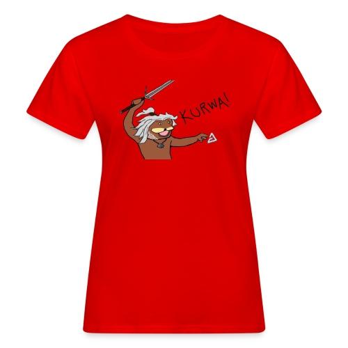 Noiduri - Naisten luonnonmukainen t-paita