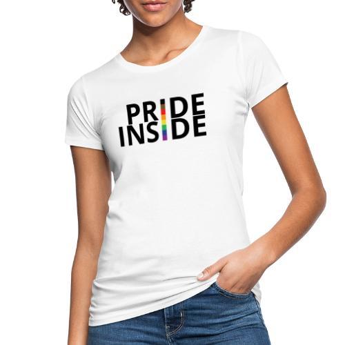 Pride inside - Camiseta ecológica mujer
