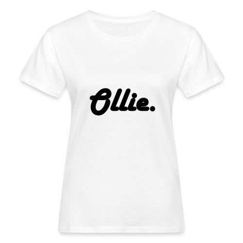 Ollie Harlow Solid - Vrouwen Bio-T-shirt
