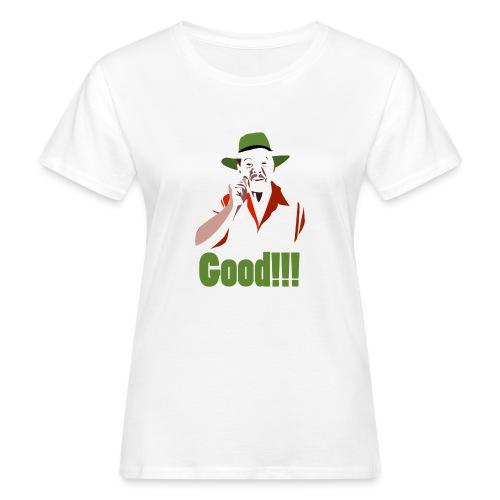 GOOD! - T-shirt ecologica da donna