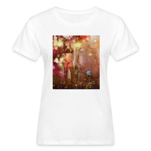 herbst Sinfonie - Frauen Bio-T-Shirt