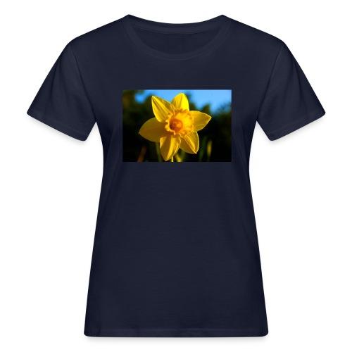 daffodil - Women's Organic T-Shirt