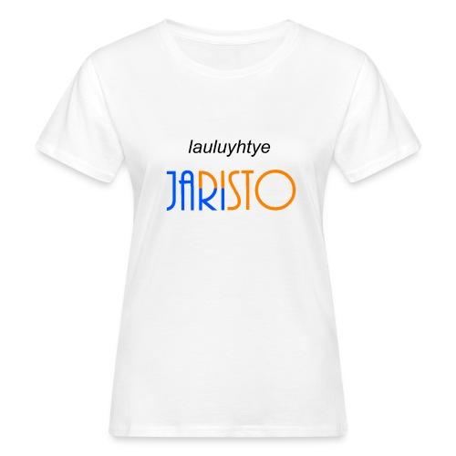 JaRisto Lauluyhtye - Naisten luonnonmukainen t-paita