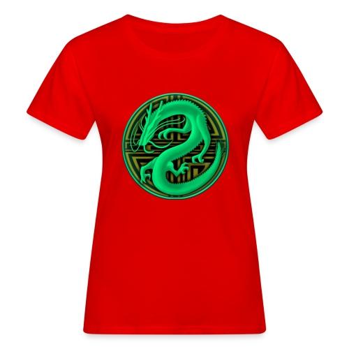 logo mic03 the gamer - T-shirt ecologica da donna